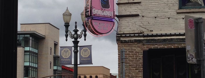 Voodoo Doughnut is one of Oregon and Washington faves and to-do.