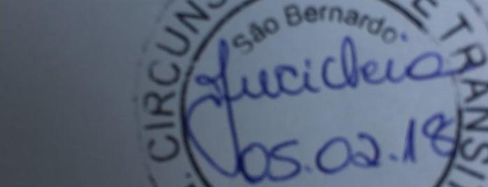 73ª CIRETRAN is one of Bruno : понравившиеся места.