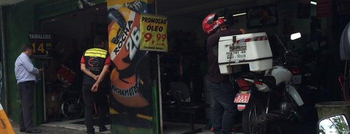 Rocha Motos is one of Posti che sono piaciuti a Chibi.