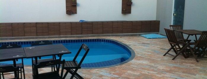 Concept Design Hostel is one of Foz do Iguaçu - PR.