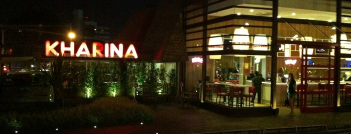 Kharina is one of Restaurantes.