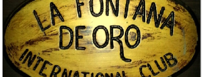 La Fontana de Oro is one of Food & Fun - Madrid.