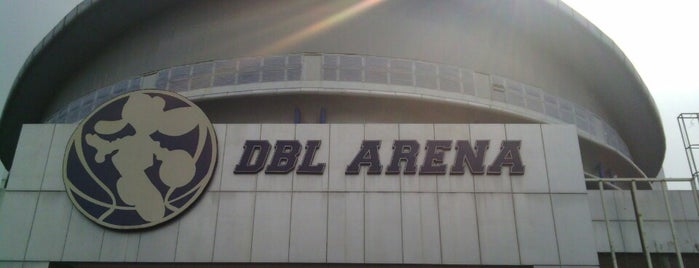 DBL Arena is one of Surabaya.