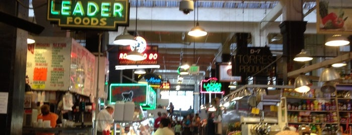 Grand Central Market is one of Los Angeles.