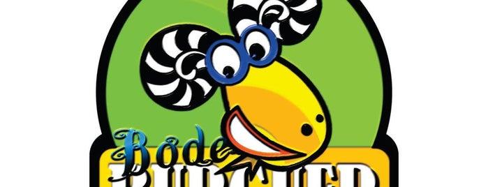 Bode Burger is one of Hamburguerias de Recife.