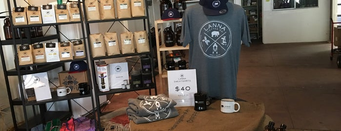 Lanna Coffee Co. is one of Fresno Area Favorites.