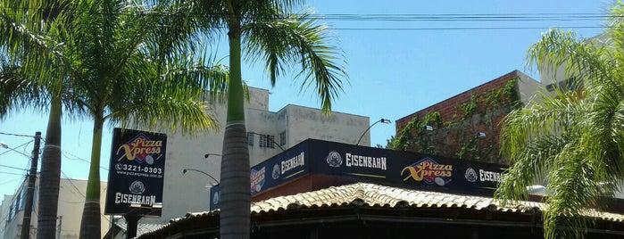 Pizzaxpress is one of Locais salvos de Bárbara.