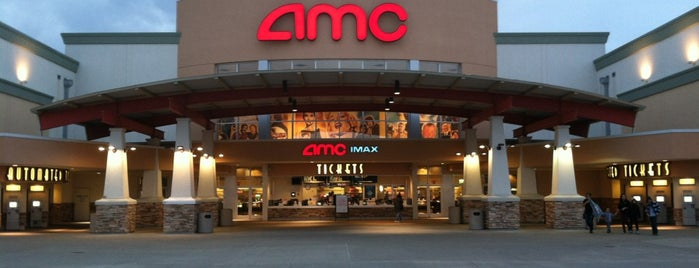 AMC Potomac Mills 18 is one of Lianne 님이 좋아한 장소.