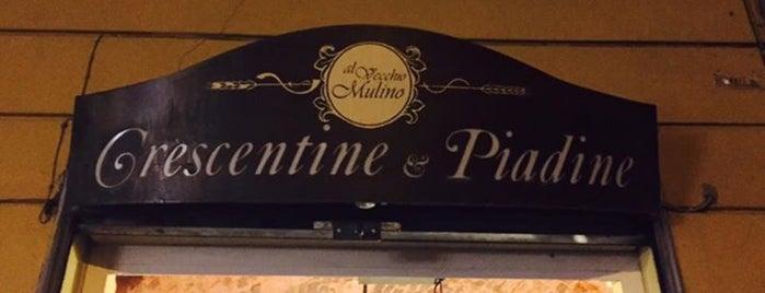 Al Vecchio Mulino is one of Emilia Romagna.