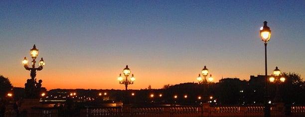 Rosa Bonheur sur Seine is one of My Paris.