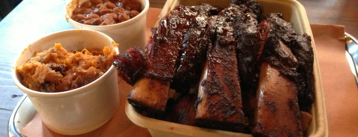 Mighty Quinn's BBQ is one of NYC Restaurant Master List.