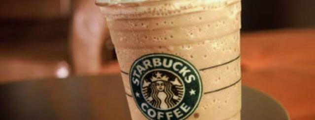 Starbucks is one of Nongkrong di semarang.