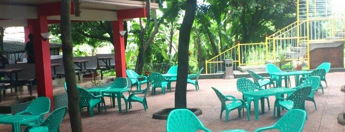 Selasih Restoran Taman is one of Bandung ♥.