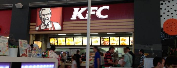KFC is one of Lieux qui ont plu à Natalie.