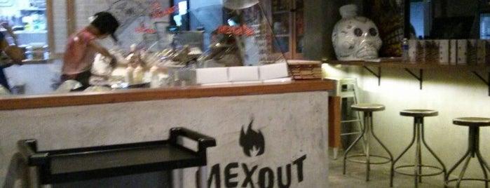 Mex Out is one of Lieux sauvegardés par Audrey.