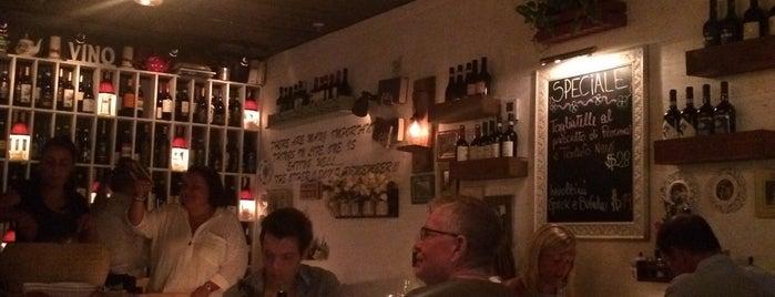 Pane e Vino is one of miami.