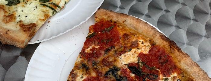Nolita Pizza is one of Gotta Gos.