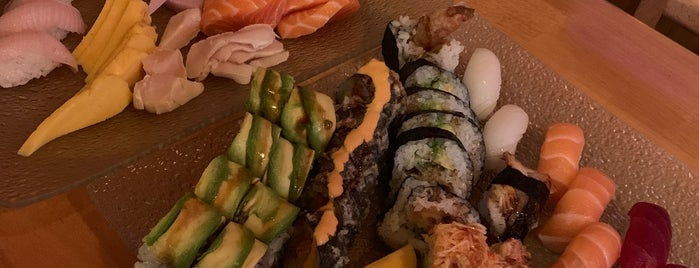 Miga Sushi is one of Casual Restaurants.