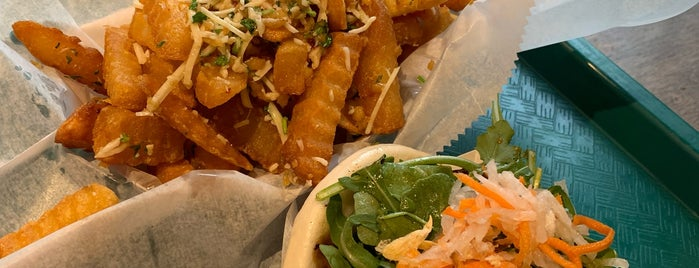 The Bao Shoppe is one of Manhattan: Food Hunt.