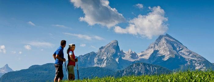 Berchtesgadener Land Tourismus GmbH is one of Bayerische Alpen.