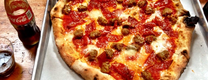 DeSano Pizza Bakery is one of The 15 Best Pizza Places in L.A..