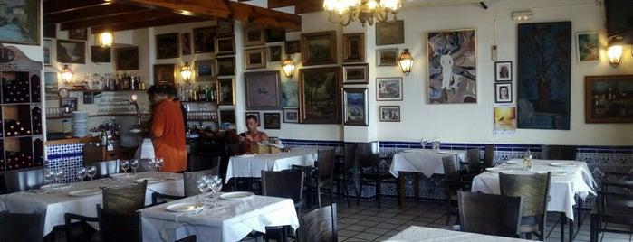Restaurante San Miguel is one of Altea.