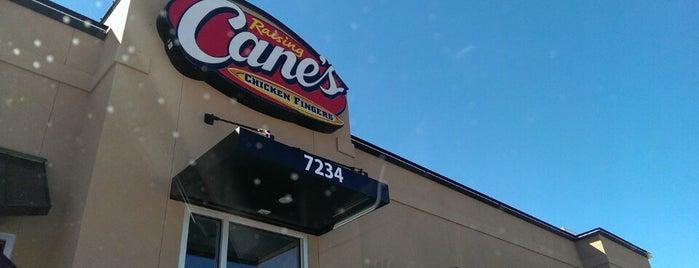Raising Cane's Chicken Fingers is one of Sheila : понравившиеся места.