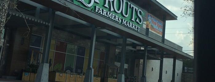Sprouts Farmers Market is one of Posti che sono piaciuti a Erica.