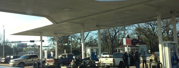 Exxon is one of Alison : понравившиеся места.