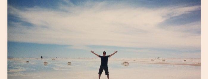 Salar de Uyuni is one of Before I Die.