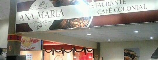 Ana Maria - Restaurante e Café Colonial is one of Orte, die Michelle gefallen.