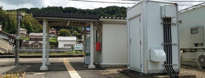 Tsukuda Station is one of JR 키타칸토지방역 (JR 北関東地方の駅).