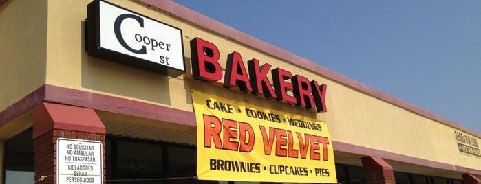 Cooper St Bakery is one of Ken : понравившиеся места.