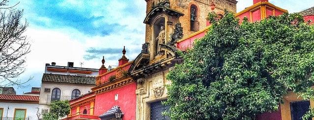 Parroquia de San Lorenzo is one of Cosas que ver en Sevilla.