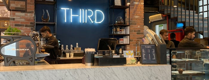 Third Cafe is one of 24 Hours (Riyadh).