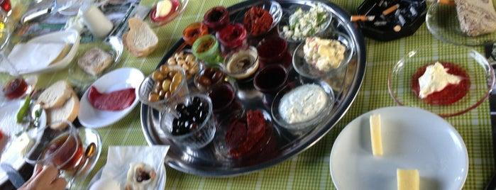 Ova Kahvaltı Bahçesi is one of สถานที่ที่ Cagla ถูกใจ.