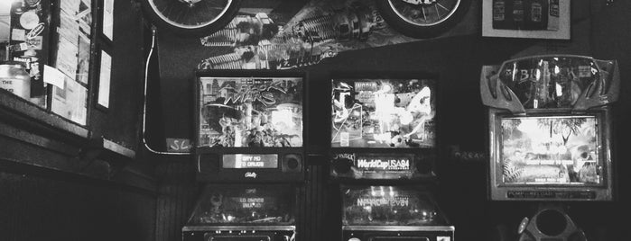 Zeitgeist is one of Pinball Wizards of the World, Unite and Take Over.