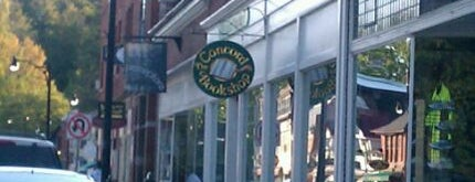 The Concord Bookshop is one of Where I've Been - Landmarks/Attractions 2.