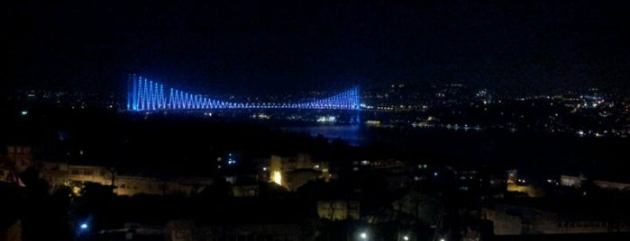 Summit Bar & Terrace is one of İstanbul - 2.