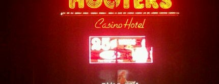 Hooters is one of Vegas Vacation.
