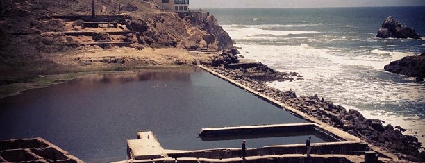Sutro Baths is one of San Francisco, CA Spots.