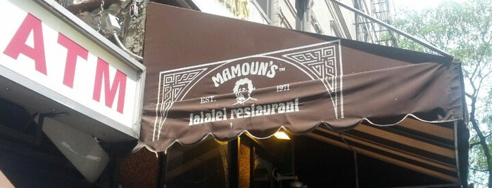 Mamoun's Falafel is one of Other-To-Do List.