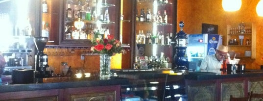 Galafre bistro-cafe-bar is one of Morelia Drinks.