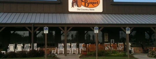 Cracker Barrel Old Country Store is one of NOM NOM NOM Food time.