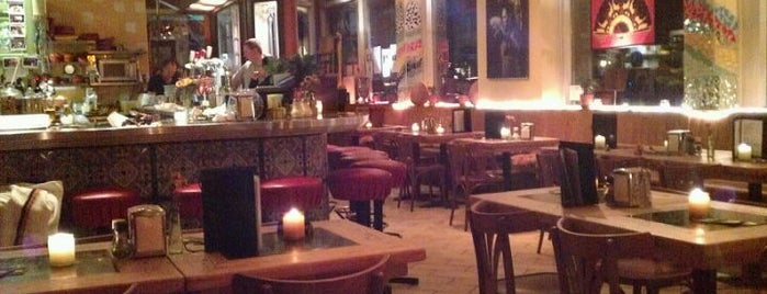 Duende Dos is one of Amsterdam favs.