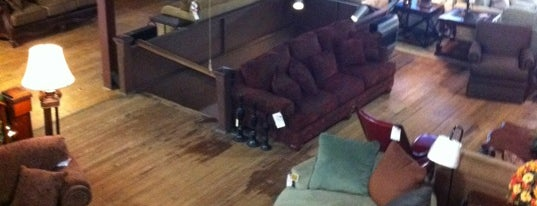 Garfield Furniture is one of OKC Faves.