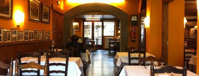 Restaurant Estrella, Rupit is one of Posti che sono piaciuti a Caótica.