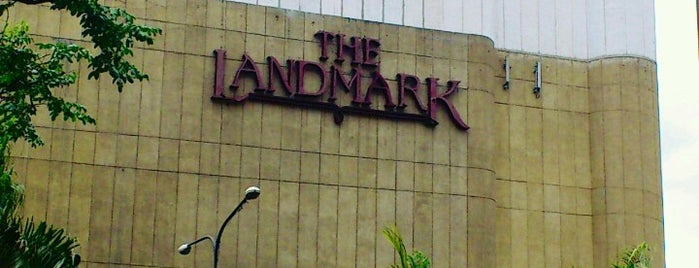 The Landmark is one of Orte, die Shank gefallen.