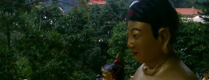 Ten Thousand Buddhas Monastery is one of Outside-of-Austin Traveler.
