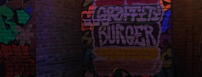 Graffiti Burger is one of Jeddah جده.
